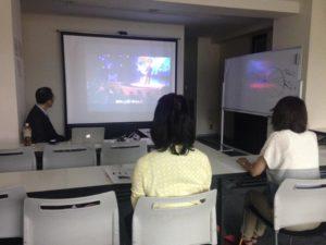 洞察力講座@市ヶ谷スリの動画